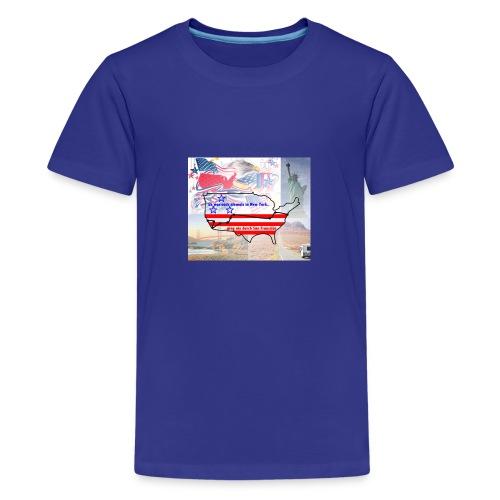 Pakt 11.11.11 LOGO - Teenager Premium T-Shirt