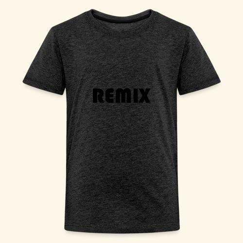 Remix - Camiseta premium adolescente