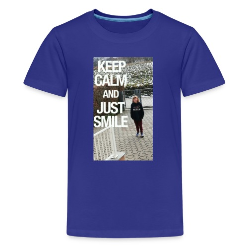 5faf3bf60da62ae7c0b5c60576ba7327 - Teenager Premium T-Shirt