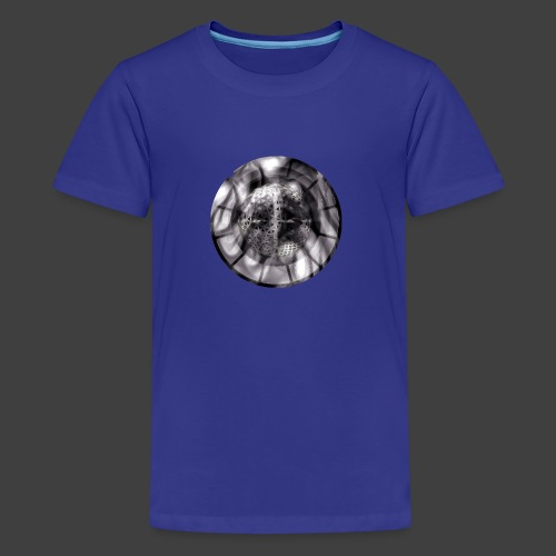 Grid - Teenage Premium T-Shirt