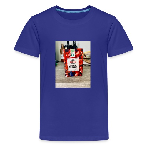 Tomato - Teenager premium T-shirt