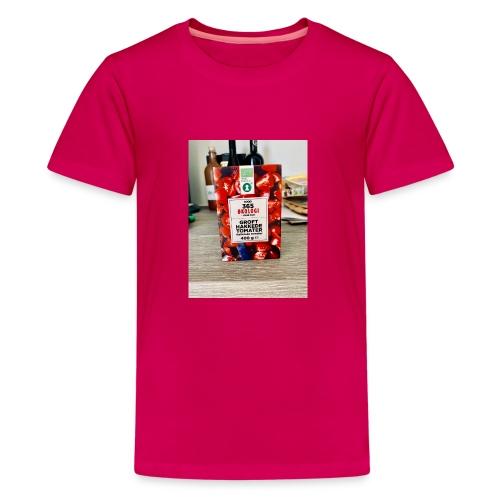 Tomato - Teenager premium T-shirt