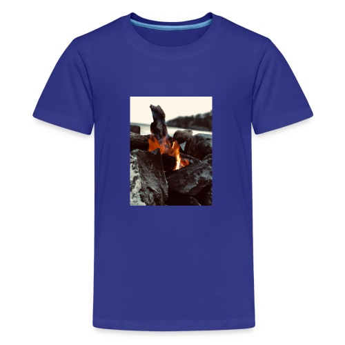 rigo poncio - Camiseta premium adolescente