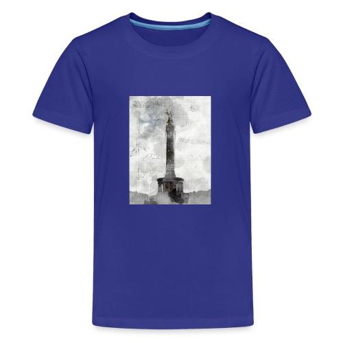Siegessäule - Teenager Premium T-Shirt