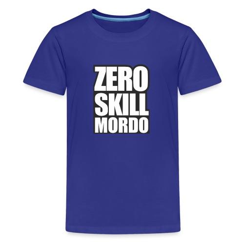 Zeroskill Mordo - Koszulka młodzieżowa Premium