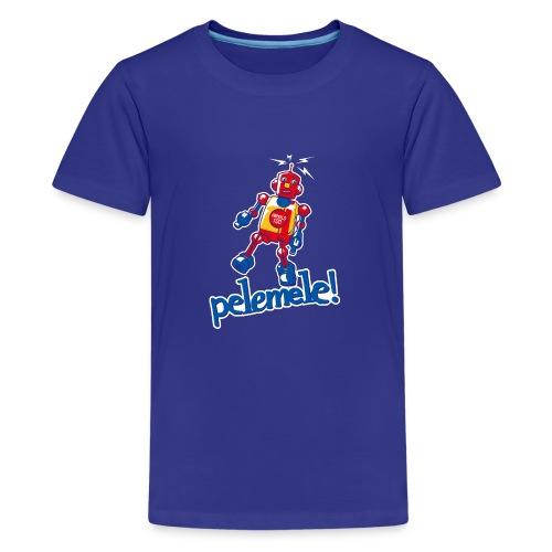 Pelemele! Arnold 100 - Teenager Premium T-Shirt