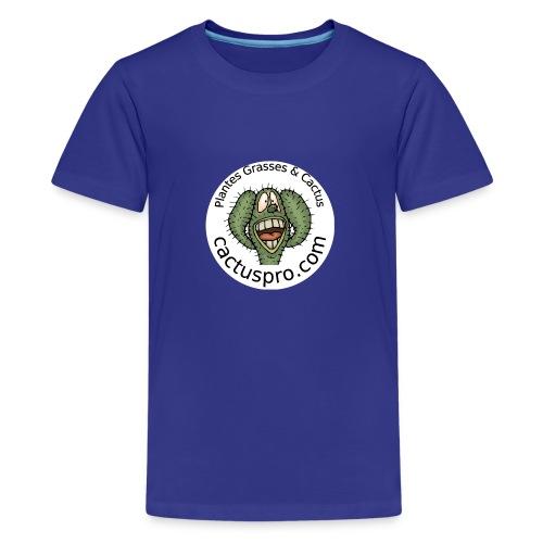 logo cf badge2 - T-shirt Premium Ado
