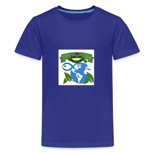 logo dumble baits - T-shirt Premium Ado