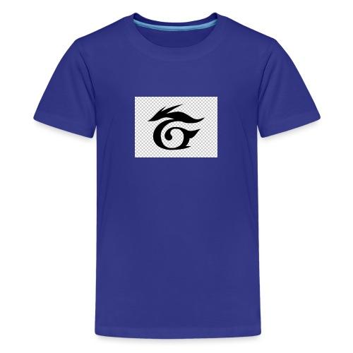 Icono del videojuego mas reconocidos por los gamer - Camiseta premium adolescente
