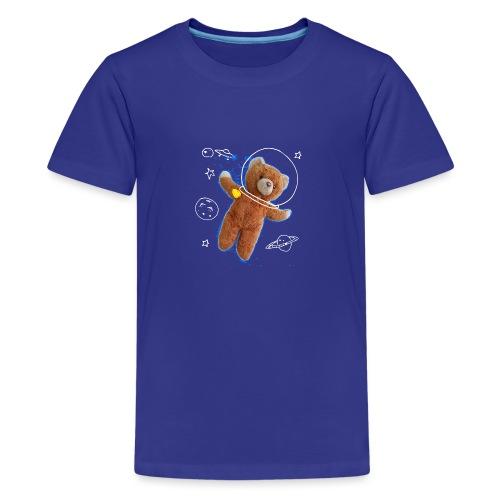T-shirt niño OSITO ASTRONAUTA - Camiseta premium adolescente