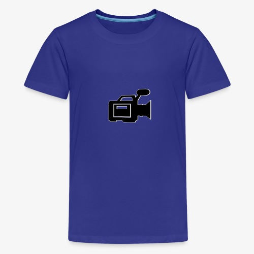 camera - Teenager premium T-shirt