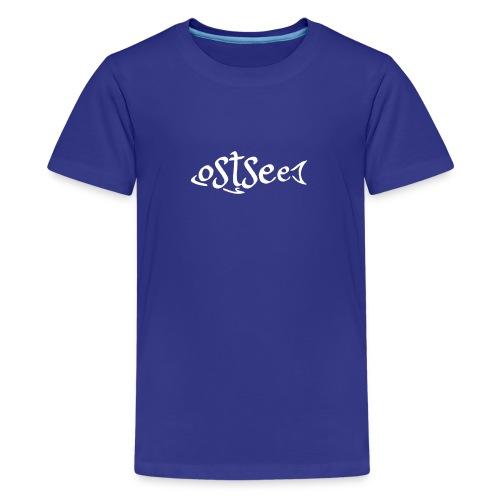 Ostsee-Fisch - Teenager Premium T-Shirt
