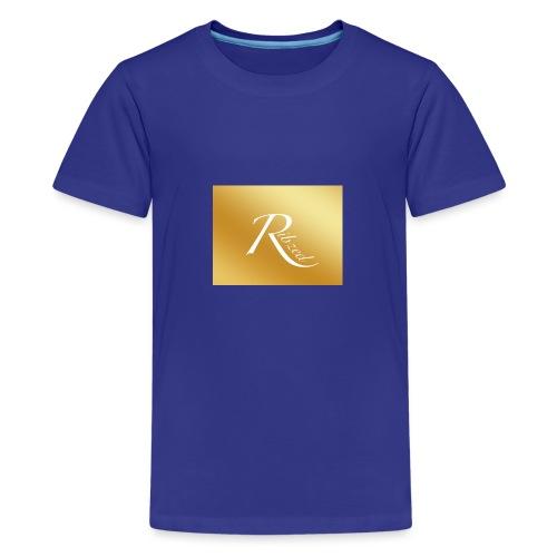 Caps - Premium T-skjorte for tenåringer