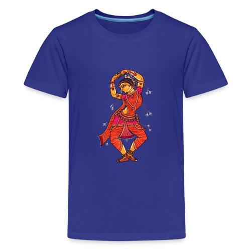 Odissi - Teenager Premium T-Shirt