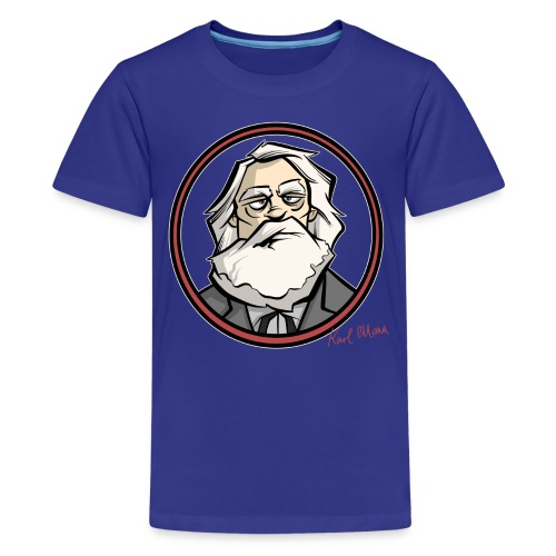 Karl Marx - Teenager Premium T-Shirt