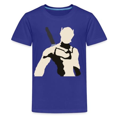 Genji - Koszulka młodzieżowa Premium