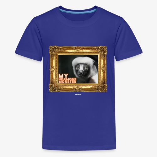 HORMONE MONSTER #01 - Teenager Premium T-Shirt