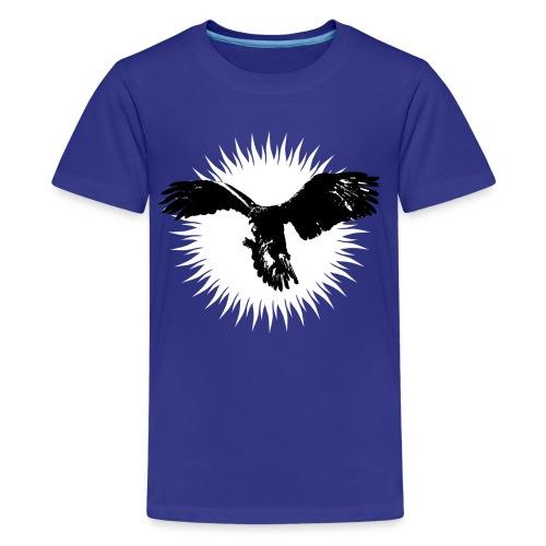 eagle - Teenager Premium T-Shirt