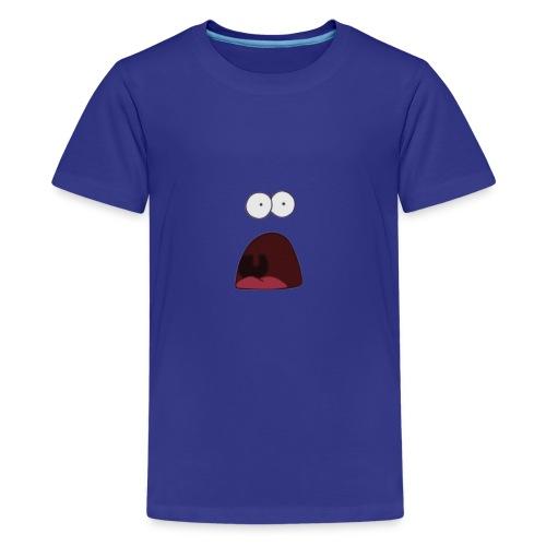 Blyat Face - Teenager Premium T-Shirt