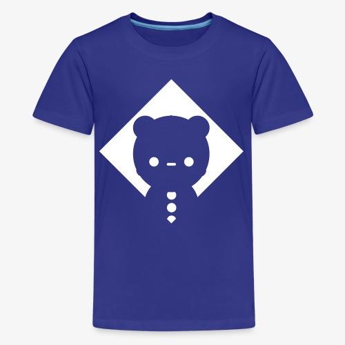 Ours Polaire - T-shirt Premium Ado