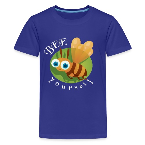 bee yourself - Teenager Premium T-Shirt