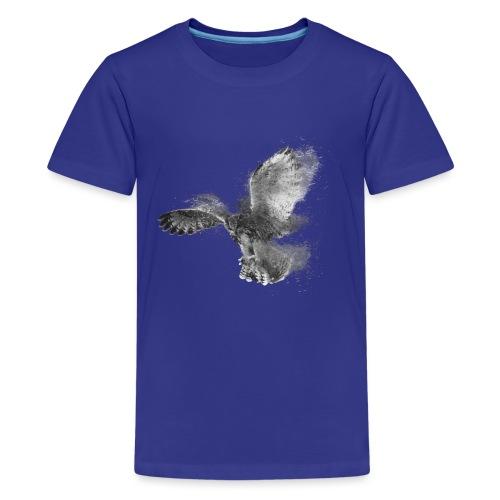 owl - Teenager Premium T-Shirt