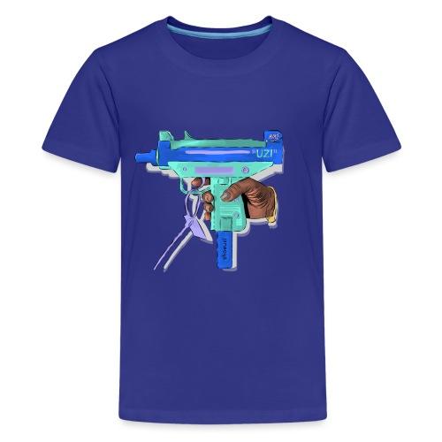 uzi - Teenage Premium T-Shirt
