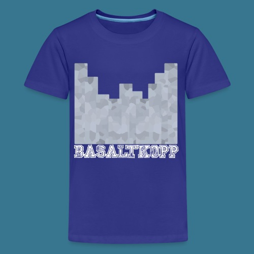 Basaltkopp - Teenager Premium T-Shirt