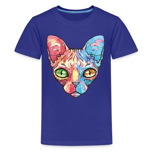 EgyptianCat - Teenager Premium T-Shirt