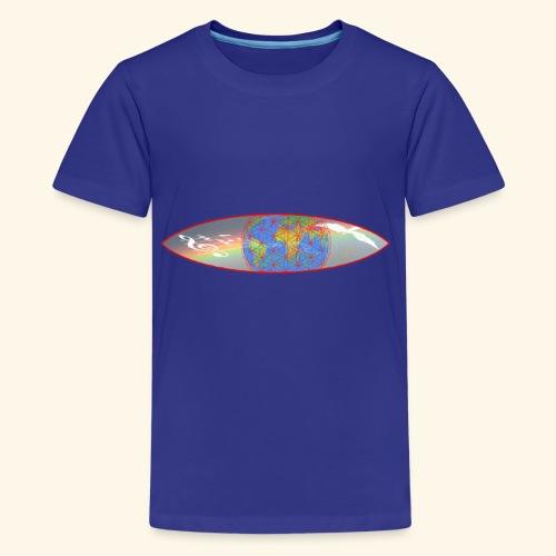 Heal the World - Teenager Premium T-Shirt