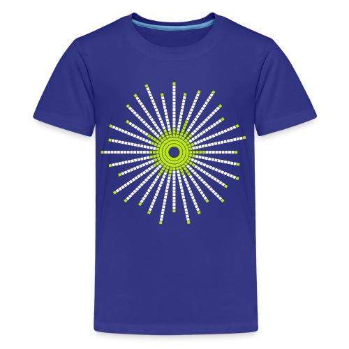 fancy circle - Teenager Premium T-Shirt