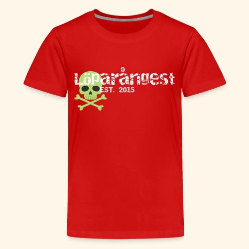 loeparangest - Premium-T-shirt tonåring