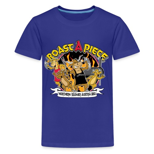 Roast a Piece Streetwear - Teenager Premium T-Shirt