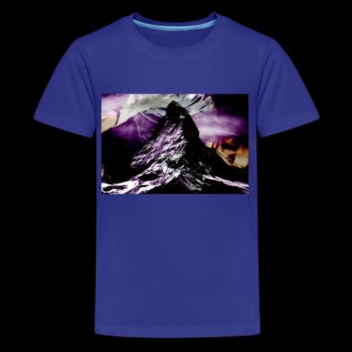 MOUNTAIN BOY - Premium-T-shirt tonåring