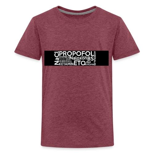 Medikamente - Teenager Premium T-Shirt