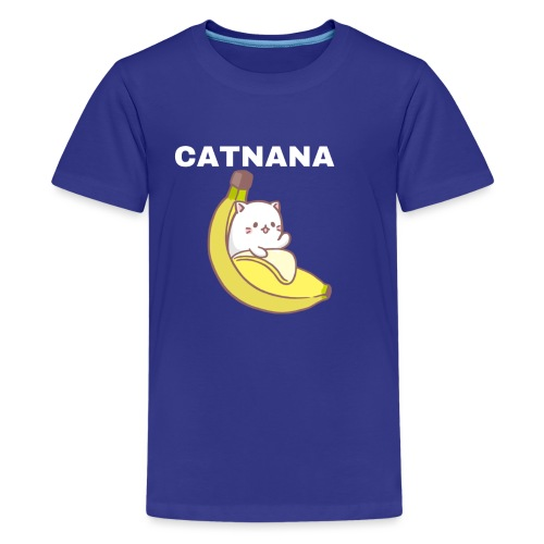 Catnana - Teenage Premium T-Shirt