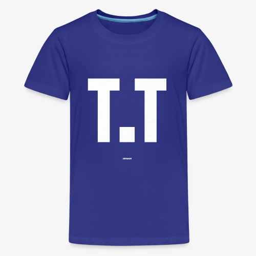 T.T #03 - Teenager Premium T-Shirt