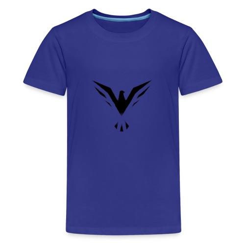 H R V Standered Logo - Teenage Premium T-Shirt
