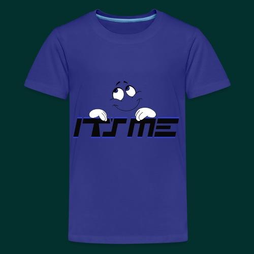 Faccia sognante - Maglietta Premium per ragazzi