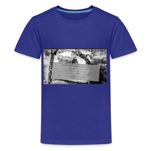 LandwirtschaftForstwirtschaft Fan Shirt - Teenager Premium T-Shirt