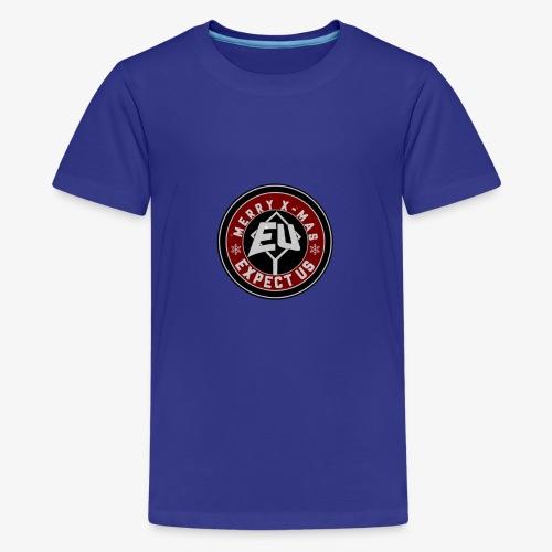 ExpectUsXmas - Premium-T-shirt tonåring