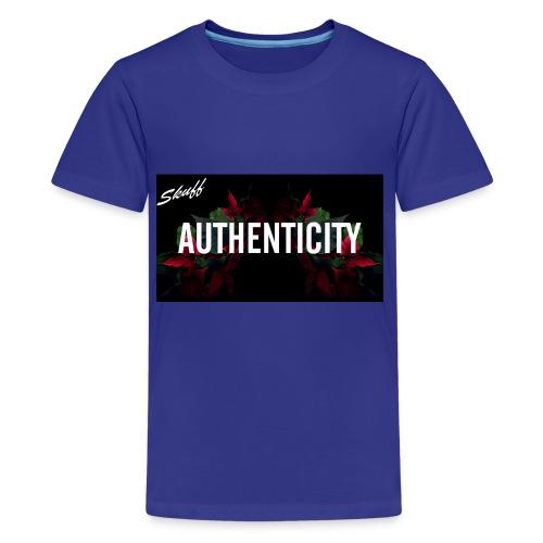 Authenticity - T-shirt Premium Ado
