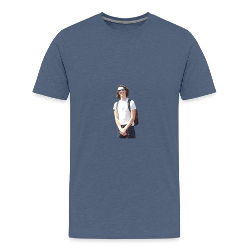 Noah Ras For president - Teenager Premium T-shirt