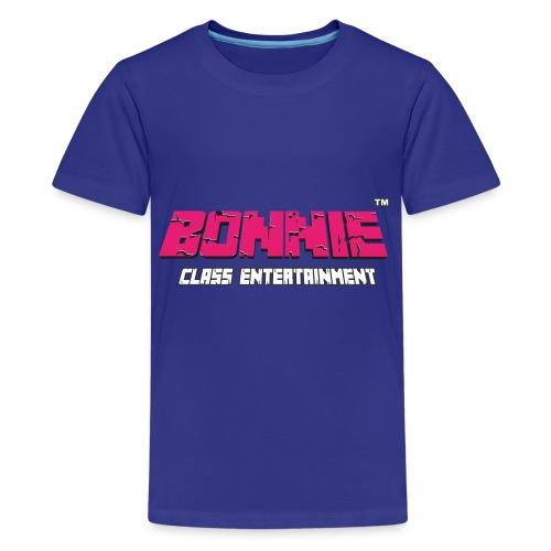 Bonnie Class - Camiseta premium adolescente