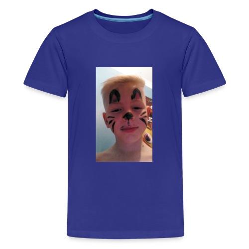 Catboy - Teenage Premium T-Shirt