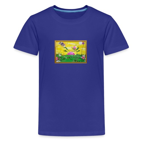 Magic ist um mich herum - Teenager Premium T-Shirt
