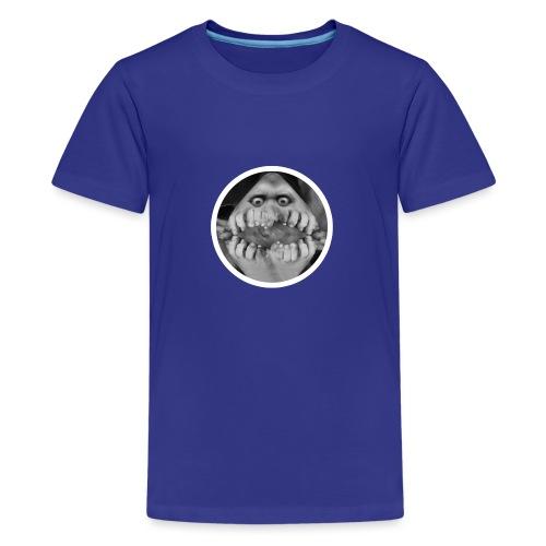 Foot Boy - Teenage Premium T-Shirt