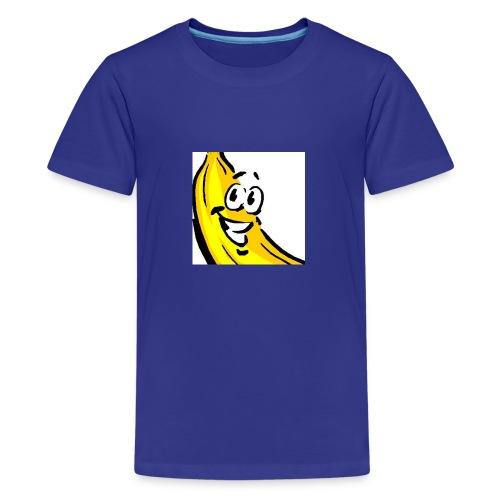 Bananenmannetjesshirt - Teenager Premium T-shirt