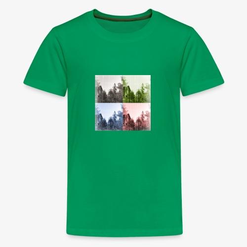Torppa - Teinien premium t-paita