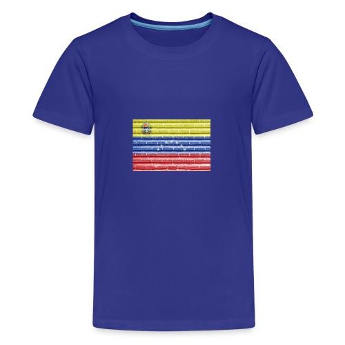 mi venezuela - Camiseta premium adolescente